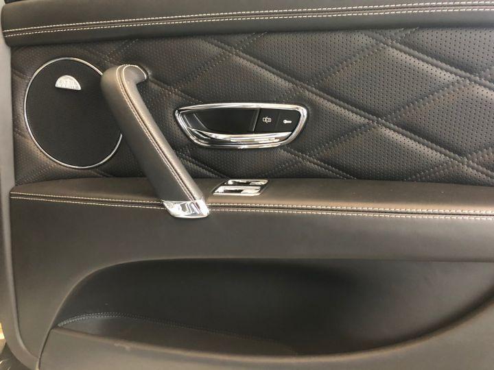 Bentley Flying Spur 6.0 W12 MULLINER BA Gris Foncé Metal - 11