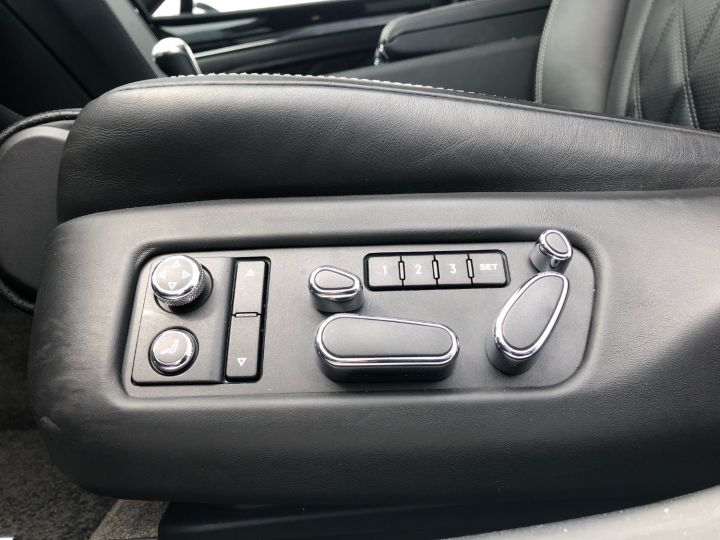 Bentley Flying Spur 6.0 W12 MULLINER BA Gris Foncé Metal - 12