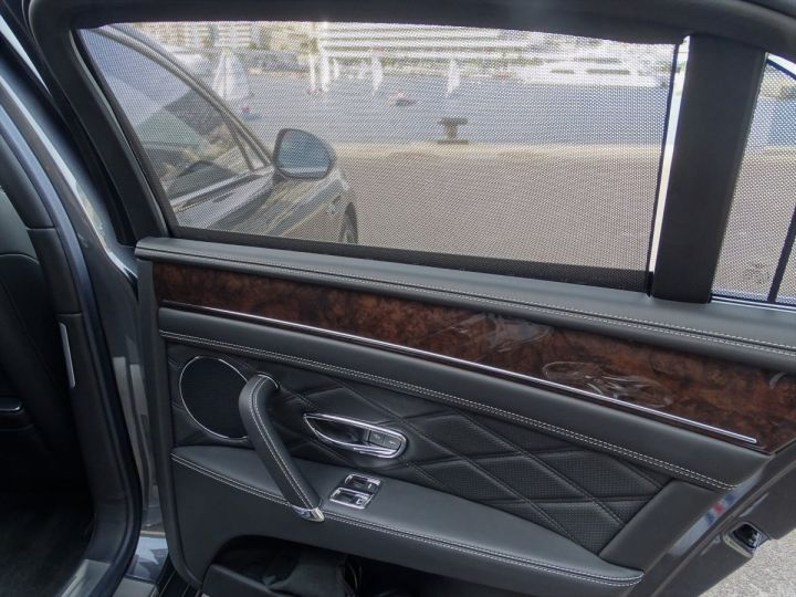 Bentley Flying Spur II W12 625 CV MULLINER - MONACO Gris Anthracite Métal - 13