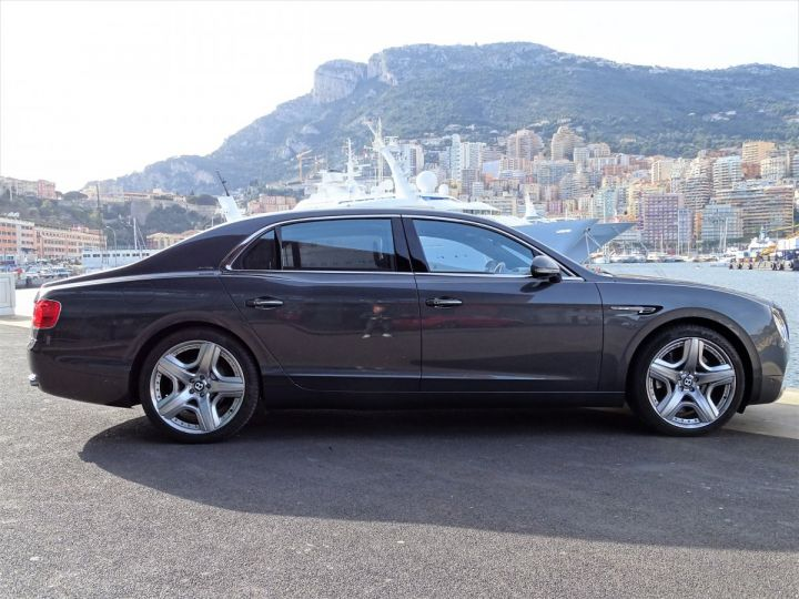 Bentley Flying Spur II W12 625 CV MULLINER - MONACO Gris Anthracite Métal - 15