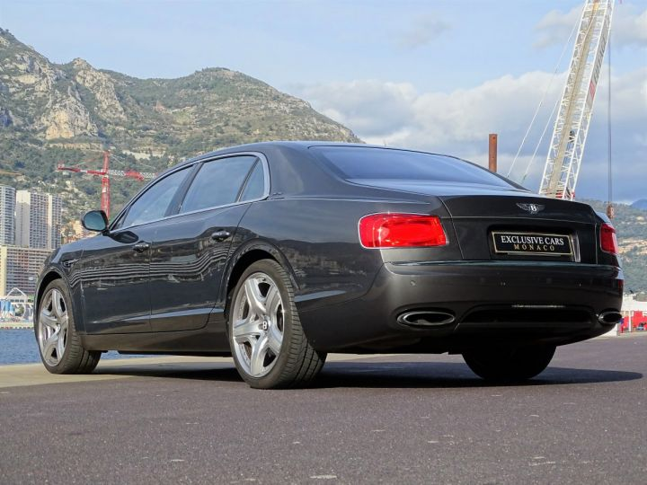 Bentley Flying Spur II W12 625 CV MULLINER - MONACO Gris Anthracite Métal - 17
