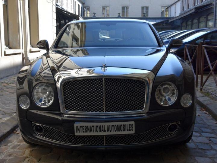 Bentley Mulsanne Noir Métal - 2