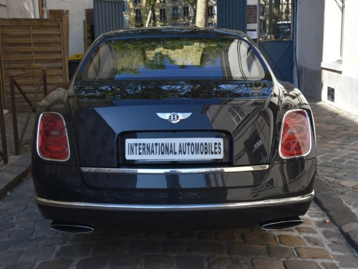 Bentley Mulsanne Noir Métal - 4