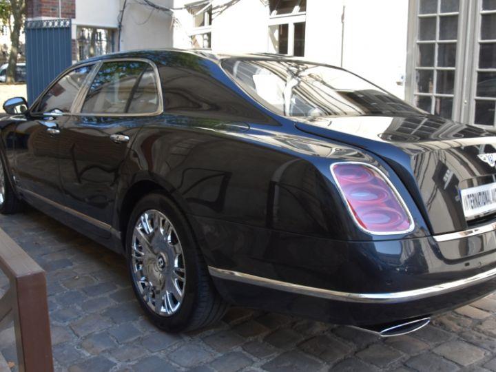Bentley Mulsanne Noir Métal - 5