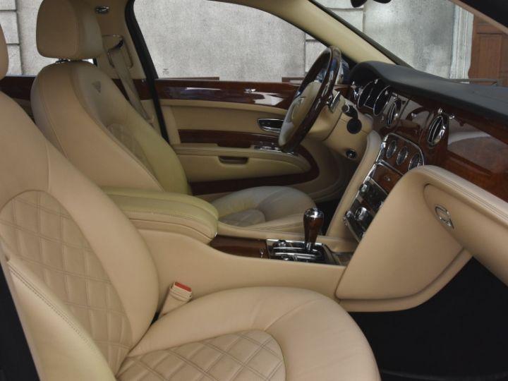 Bentley Mulsanne Noir Métal - 7