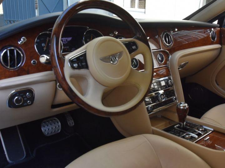 Bentley Mulsanne Noir Métal - 8
