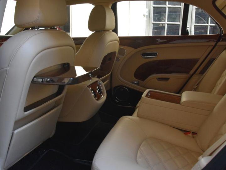 Bentley Mulsanne Noir Métal - 11