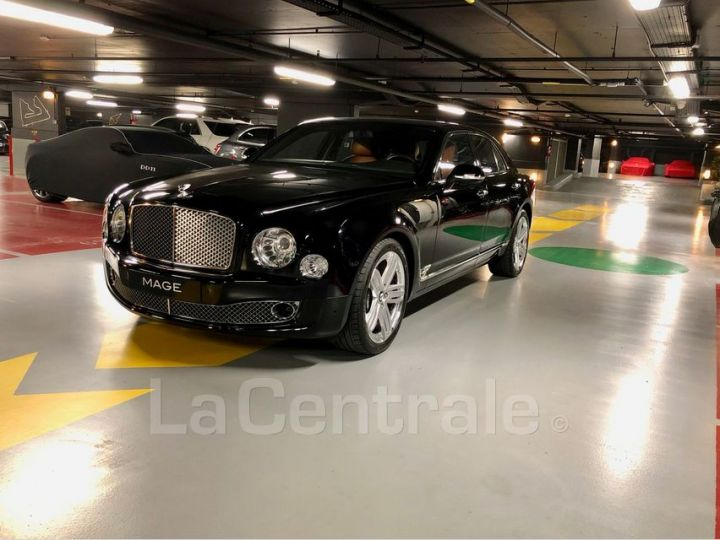 Bentley Mulsanne 2 II 6.75 V8 Noir Metal Occasion - 1