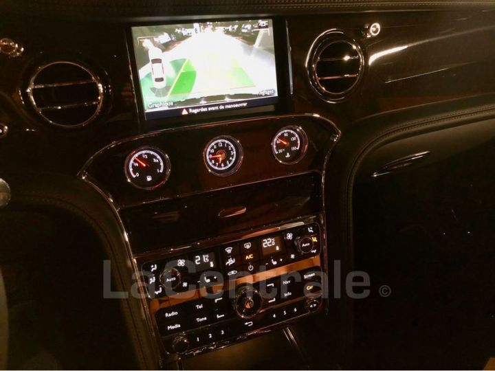 Bentley Mulsanne 2 II 6.75 V8 Noir Metal Occasion - 8