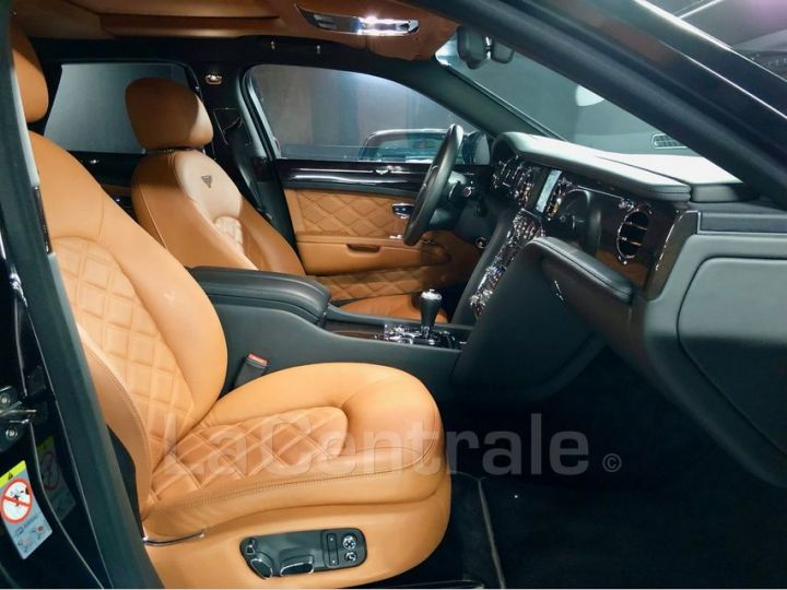 Bentley Mulsanne 2 II 6.75 V8 Noir Metal Occasion - 15