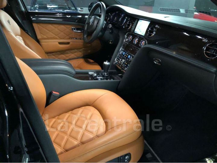 Bentley Mulsanne 2 II 6.75 V8 Noir Metal Occasion - 17