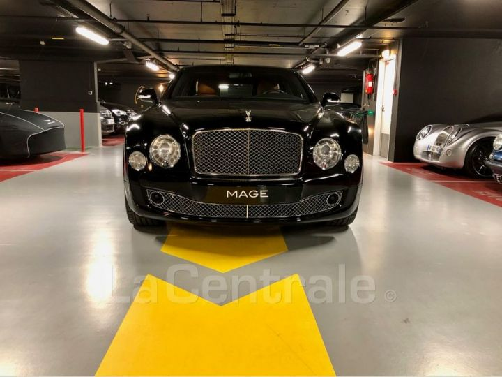 Bentley Mulsanne 2 II 6.75 V8 Noir Metal Occasion - 27