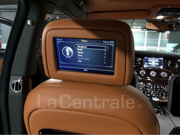 Bentley Mulsanne 2 II 6.75 V8 Noir Metal Occasion - 32