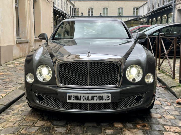 Bentley Mulsanne 6.75 V8 Gris Tungsten - 2
