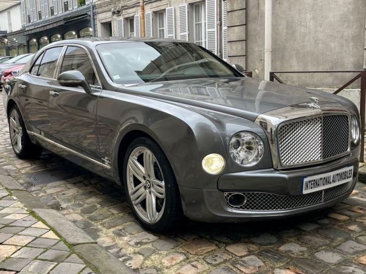 Bentley Mulsanne 6.75 V8 Gris Tungsten - 3