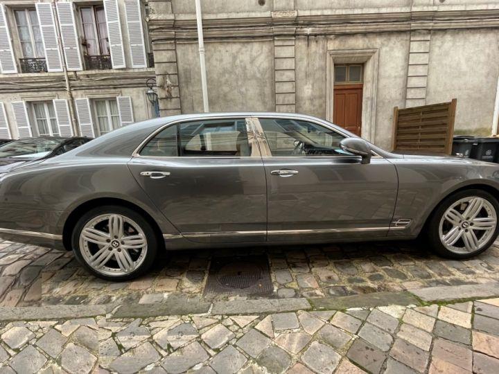 Bentley Mulsanne 6.75 V8 Gris Tungsten - 4