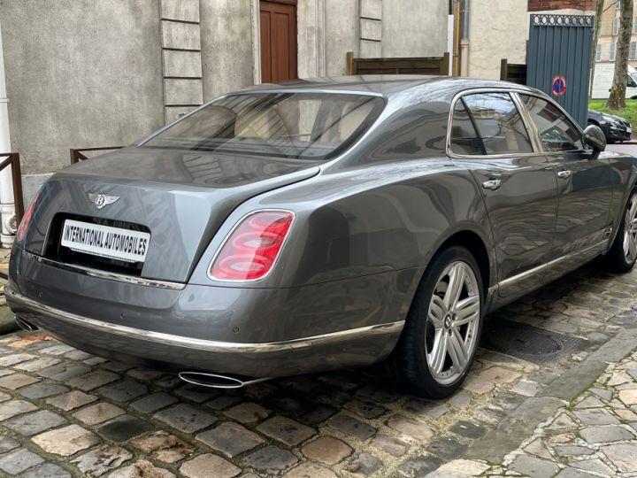 Bentley Mulsanne 6.75 V8 Gris Tungsten - 5