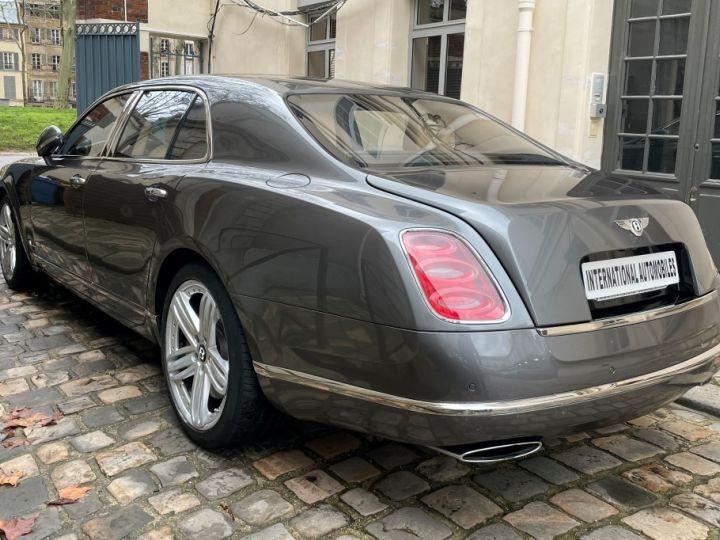 Bentley Mulsanne 6.75 V8 Gris Tungsten - 7