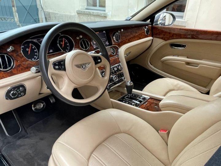 Bentley Mulsanne 6.75 V8 Gris Tungsten - 10