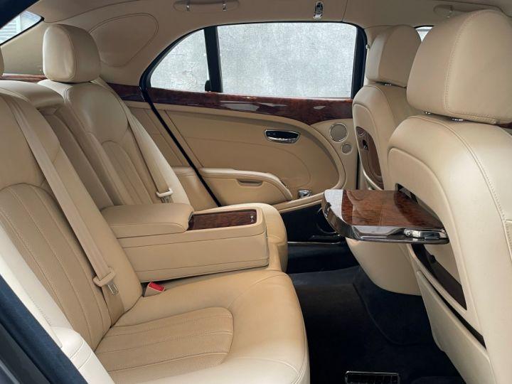 Bentley Mulsanne 6.75 V8 Gris Tungsten - 12