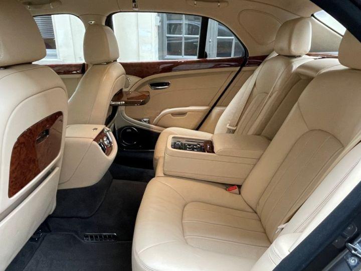 Bentley Mulsanne 6.75 V8 Gris Tungsten - 13