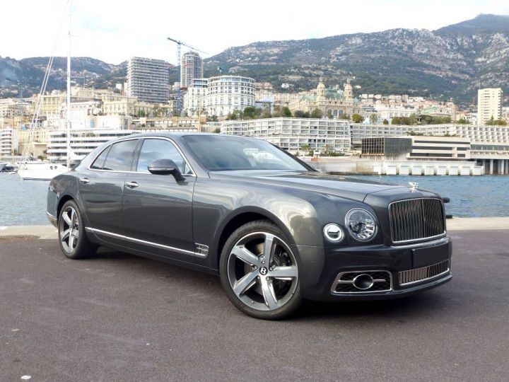 Bentley Mulsanne II Speed 6.8 537 CH Anthracite Occasion - 5