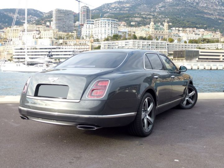 Bentley Mulsanne II Speed 6.8 537 CH Anthracite Occasion - 7