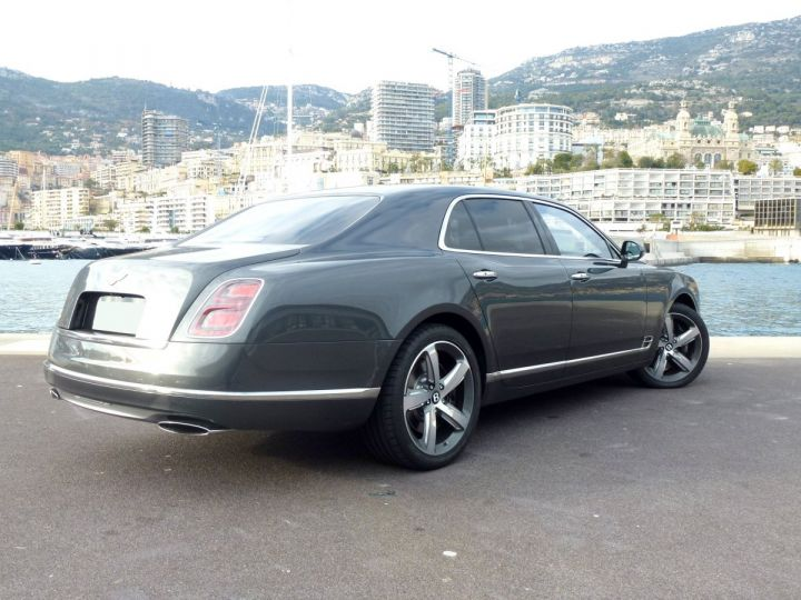 Bentley Mulsanne II Speed 6.8 537 CH Anthracite Occasion - 8