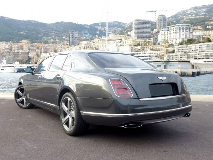 Bentley Mulsanne II Speed 6.8 537 CH Anthracite Occasion - 10