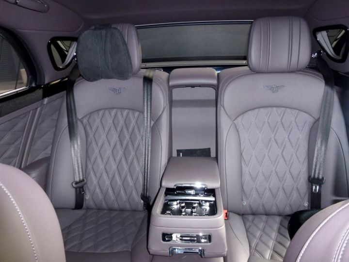 Bentley Mulsanne II Speed 6.8 537 CH Anthracite Occasion - 15