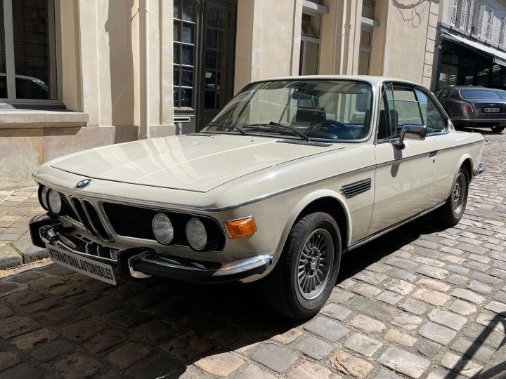 BMW 3.0 CSL Coupé Karmann Blanc Métal - 1