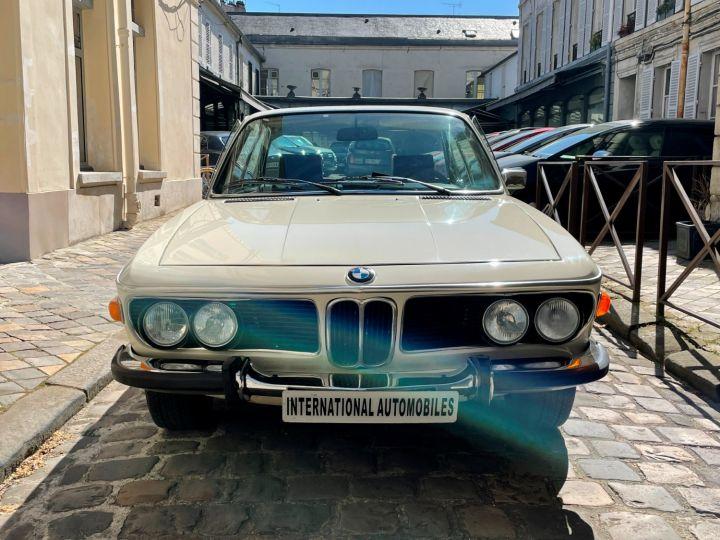 BMW 3.0 CSL Coupé Karmann Blanc Métal - 2