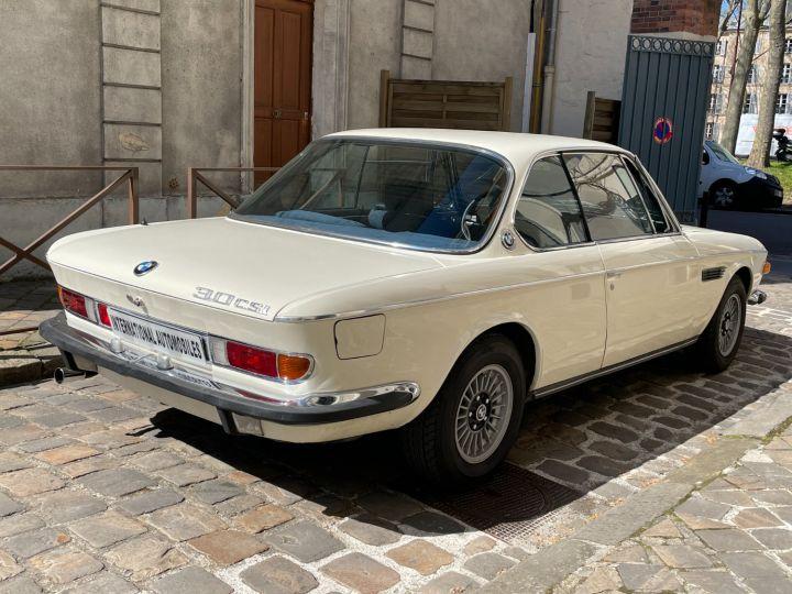 BMW 3.0 CSL Coupé Karmann Blanc Métal - 3