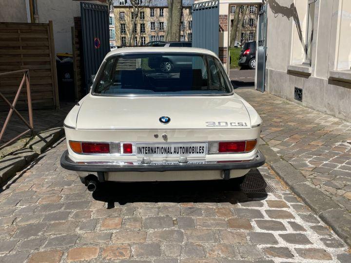 BMW 3.0 CSL Coupé Karmann Blanc Métal - 4