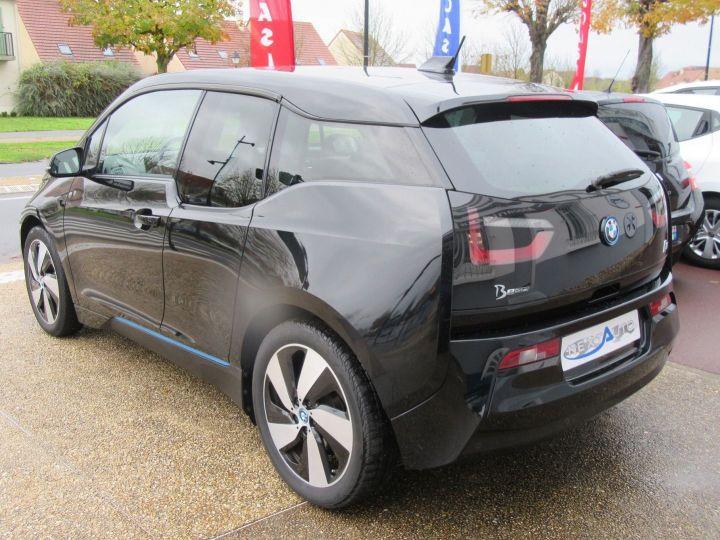 BMW i3 (I01) 170CH 60AH (REX) BLACK EDITION + PROLONGATEUR D'AUTONOMIE Noir - 3