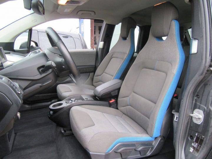 BMW i3 (I01) 170CH 60AH (REX) BLACK EDITION + PROLONGATEUR D'AUTONOMIE Noir - 4