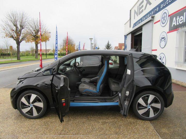 BMW i3 (I01) 170CH 60AH (REX) BLACK EDITION + PROLONGATEUR D'AUTONOMIE Noir - 5