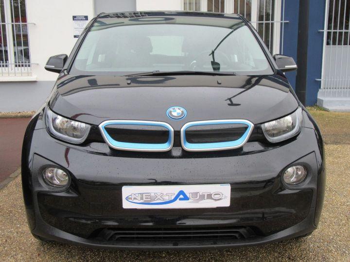 BMW i3 (I01) 170CH 60AH (REX) BLACK EDITION + PROLONGATEUR D'AUTONOMIE Noir - 7