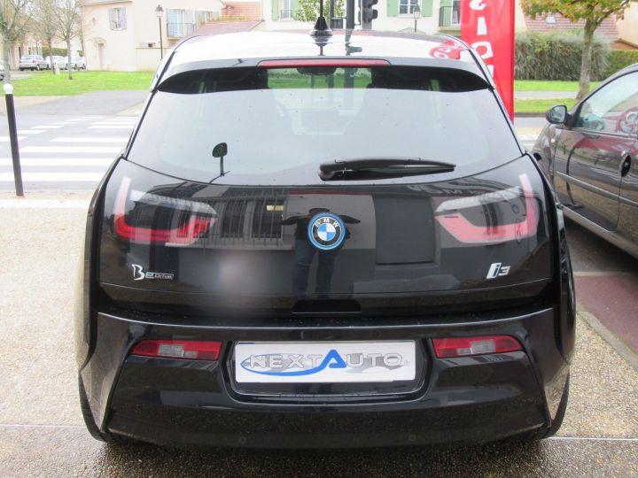 BMW i3 (I01) 170CH 60AH (REX) BLACK EDITION + PROLONGATEUR D'AUTONOMIE Noir - 8