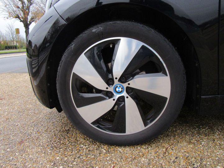 BMW i3 (I01) 170CH 60AH (REX) BLACK EDITION + PROLONGATEUR D'AUTONOMIE Noir - 10