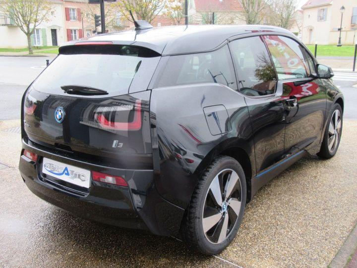 BMW i3 (I01) 170CH 60AH (REX) BLACK EDITION + PROLONGATEUR D'AUTONOMIE Noir - 11