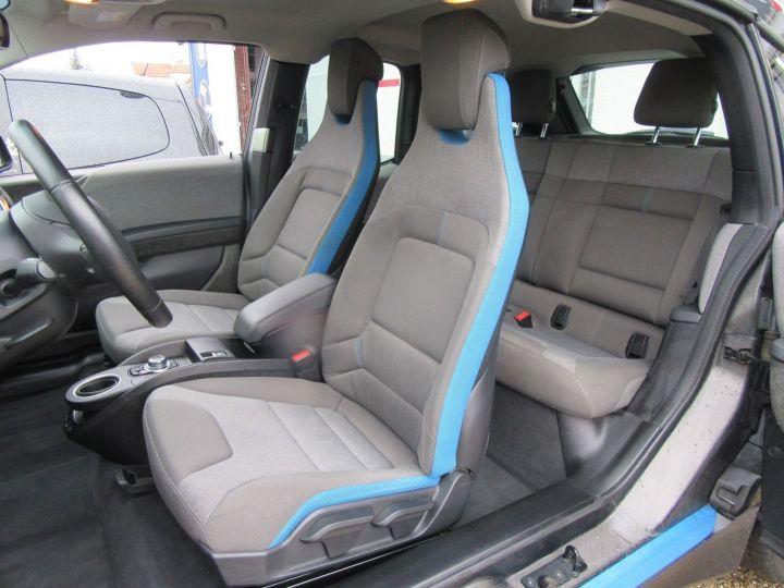 BMW i3 (I01) 170CH 60AH (REX) BLACK EDITION + PROLONGATEUR D'AUTONOMIE Noir - 14