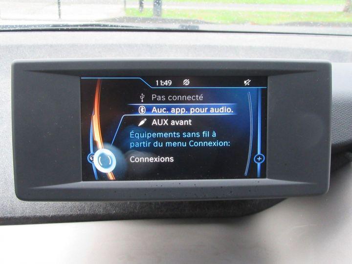 BMW i3 (I01) 170CH 60AH (REX) BLACK EDITION + PROLONGATEUR D'AUTONOMIE Noir - 20