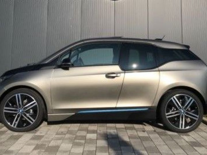 BMW i3 I01 170CH 94AH REX +EDITION ATELIER ARGENTE Occasion - 1