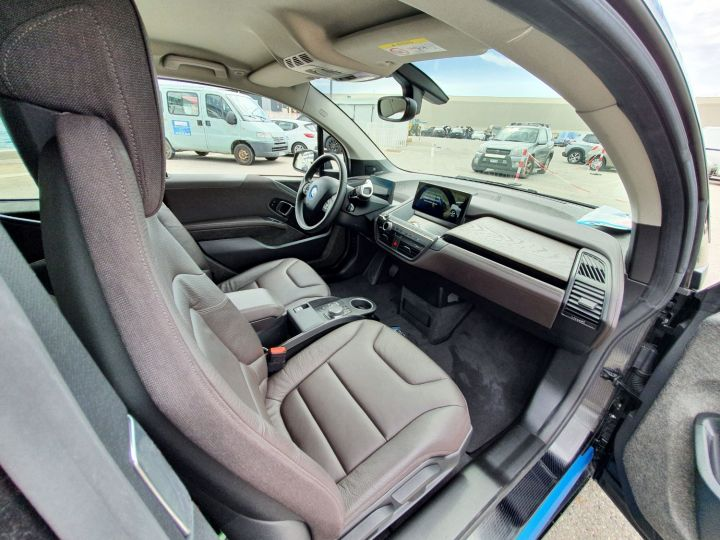 BMW i3 S 94Ah 184 Ch +connected Suite Noir Métal Occasion - 19