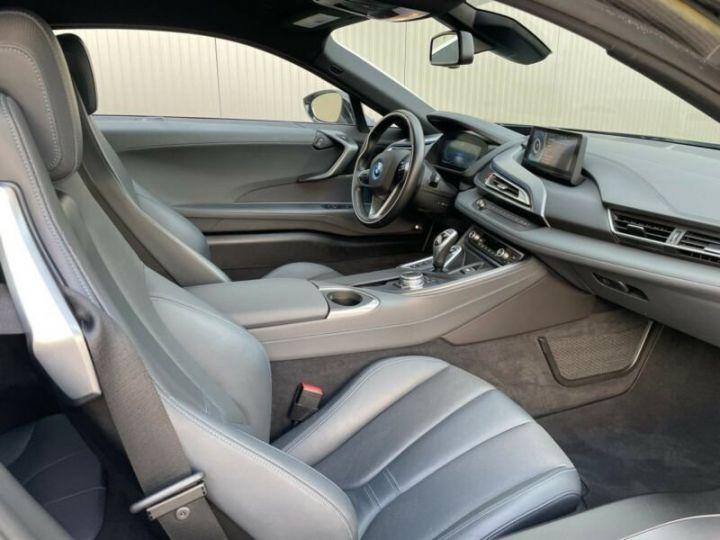 BMW i8 blanc - 2