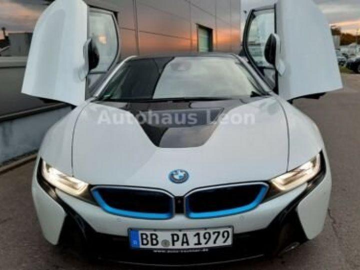 BMW i8 Caméra 360° / Affichage Tête haute / Phare LED / GPS / Garantie 12 mois Noir et blanc - 9