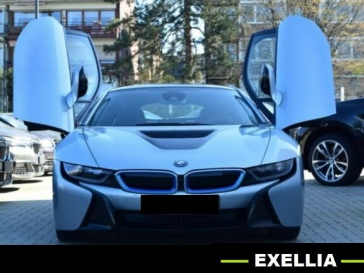 BMW i8 COUPE  GRIS Occasion - 1