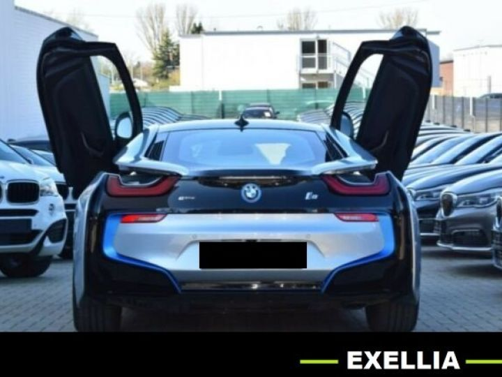 BMW i8 COUPE  GRIS Occasion - 5