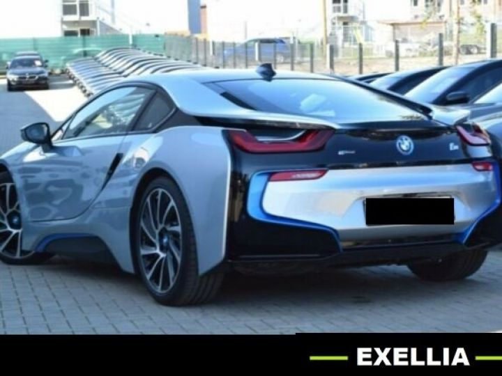 BMW i8 COUPE  GRIS Occasion - 6